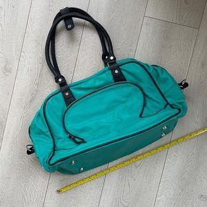 Lululemon Gym Duffle Bag Turquoise Well Loved